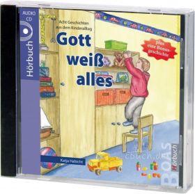 Habicht: Gott weiß alles (Audio-Hörbuch)
