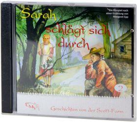 Sarah schlägt sich durch (2) (Hörspiel CD)