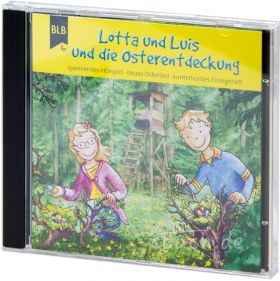Brünjes: Lotta und Luis und die Osterentdeckung (Audio-Hörspiel)