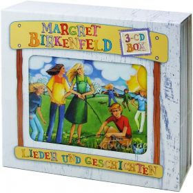 Die Margret-Birkenfeld-CD-Box 3