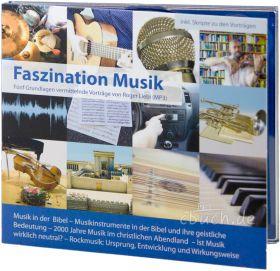 Liebi: Faszination Musik - Vortrags-CD