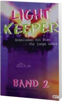 Lightkeeper Band 2 - Bibelleseplan