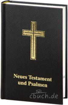Lutherbibel 1912 NT und Psalmen Großdruck