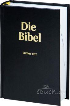 Luther 1912 ohne Apokryphen – Taschenausgabe
