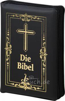 Luther Bibel 1912 - Traubibel - Lederausgabe