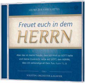 Freuet euch in dem Herrn (Audio-CD)