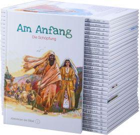 Abenteuer der Bibel - Kinderbibel in 30 Bänden
