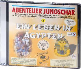 Abenteuer Jungschar: Ein Leben in Ägypten (CD-ROM)