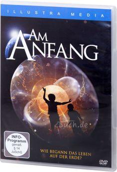 Am Anfang - Wie begann das Leben auf der Erde? (DVD)