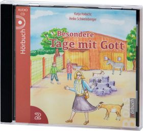 Habicht: Besondere Tage mit Gott 2 (Audio-Hörbuch-CD)