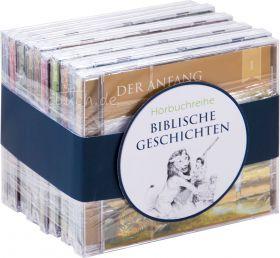 van-Wijk: Biblische Geschichten (CD-Paket) - 10 Folgen im Paket