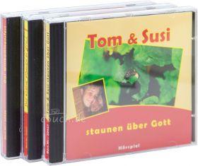 """CD-Set """"Neues von Tom und Susi"""" (Audio-CDs)"""
