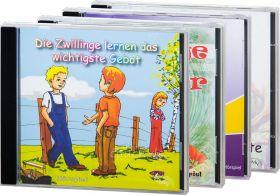 """CD-Set """"Die Zwillinge"""" Hörspiele  - alle 4 Folgen - CMV"""