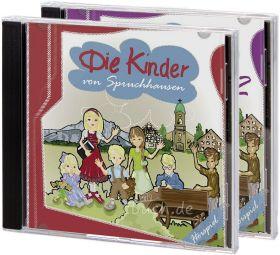 CD-Set Spruchhausen - 2 Folgen