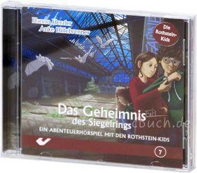 Herzler/Hillebrenner: Das Geheimnis des Siegelrings (Audio-Hörspiel)