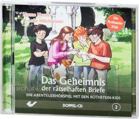 Herzler/Hillebrenner: Das Geheimnis der rätselhaften Briefe (Audio-Hörspiel)