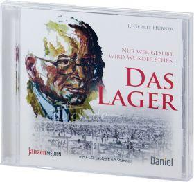Gerrit Hübner: Das Lager - (Hörbuch-CD)