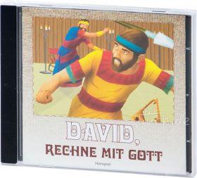 David, rechne mit Gott (Hörspiel-CD)