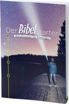 Der BibelStarter, Bibelleseplan für Einsteiger - Betanien Verlag