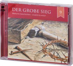 Bernhard J. van-Wijk: Der große Sieg (2 CDs Audio-Hörbuch) - Der König wird ein Opferlamm (Folge 9)