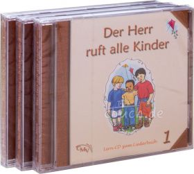 Der Herr ruft alle Kinder - Audio-CD-SET 1-3