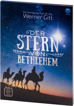 Gitt: Der Stern von Bethlehem - DVD Video + MP3