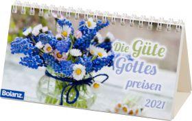 Die Güte Gottes preisen 2021 - Kalender