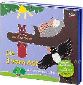 Die Drei vom Ast - Die Hörspiel-Sammelbox (MP3-CD)