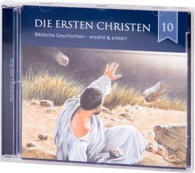 van-Wijk: Die ersten Christen (2 Audio-CDs Hörbuch) - Folge 10