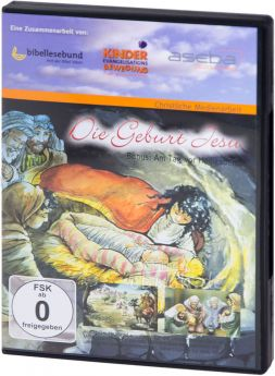 Die Geburt Jesu - Multimedia-Präsentation (DVD)