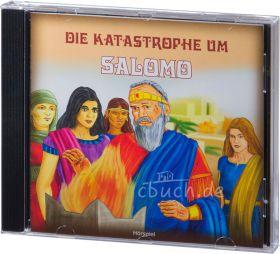 Die Katastrophe um Salomo (Hörpsiel-CD)
