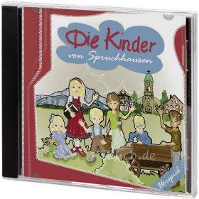 Die Kinder von Spruchhausen (Audio-Hörspiel)