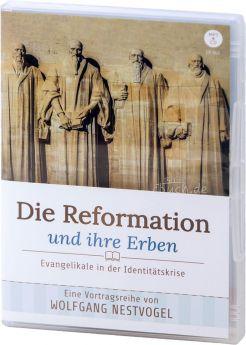 Nestvogel: Die Reformation und ihre Erben - MP3-CD