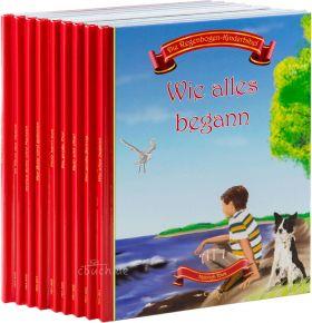 Die Regenbogen-Kinderbibel - Paket mit 9 Büchern