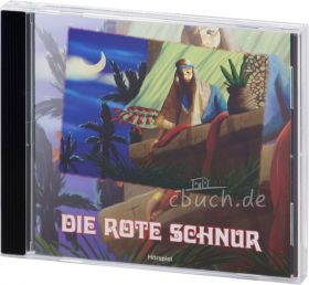 Die rote Schnur (Hörspiel-CD)