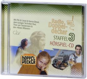 Radio Doppeldecker - Staffel 3 (Audio-Hörspiel)