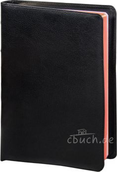 Elberfelder Bibel Edition CSV - Standardausgabe Premium, Ziegenleder
