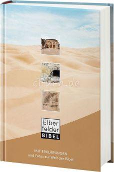 Revidierte Elberfelder Bibel mit Erklärungen - NEU