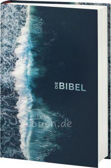 Schlachter 2000 Bibel - illustrierter fester Einband