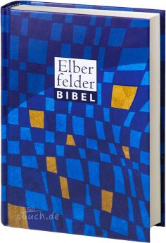Revidierte Elberfelder Bibel - Taschenausgabe, Motiv Glasfenster