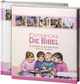 Entdecke die Bibel - AT und NT Paket