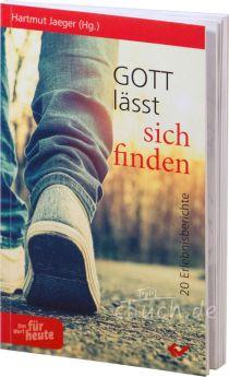 Jaeger (Hrsg.): Gott lässt sich finden