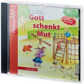 Habicht: Gott schenkt Mut (Audio-Hörbuch)