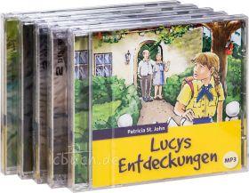 Patricia St. John / Heidi Schilling Hörbuch-Paket »Gelbe Reihe« (5 CDs im Paket)