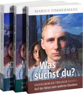 Gesamtpaket: Heidelberger Trilogie von Marius Timmermans