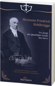 Gramlich (Hg.): Hermann Friedrich Kohlbrügge