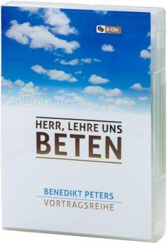 Peters: Herr lehre uns beten - 6 Audio-CDs