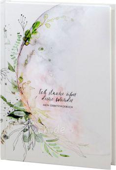 Ich staune über deine Wunder - Notizbuch
