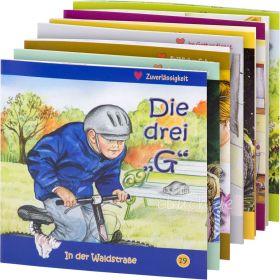 """Reihe """"In der Waldstraße"""" -  31 Hefte"""