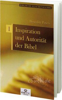 Peters: Inspiration und Autorität der Bibel